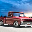 1966 Chevrolet 'Stepside' Pick Up by DaveKoontz