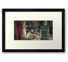 Age Of Entitlement Framed Print