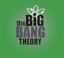 The Big Bang Theory by Kickmes0n