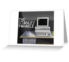 The Stanley Parable Greeting Card