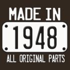 MADE IN 1948 by mcdba