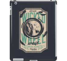 Wicked Wheel Weiß | FFXIV iPad Case/Skin