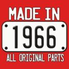 MADE IN 1966 by mcdba