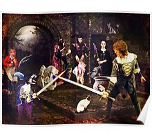 Sparring with the Brodlokere Poster