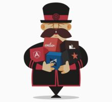 Yeoman generators (Angular, Backbone, HTML5 Boilerplate, Bootstrap, Ember) by minimaldev