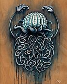 Hard Shelled Jellyfish  by -migi-