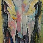 Horse Skull by Michael Creese