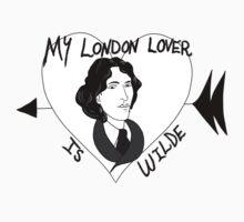 My London Lover is Oscar Wilde by SmokingSheep