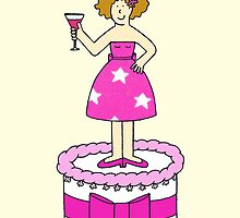 Female birthday 56 is the new 36 by KateTaylor