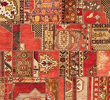turkish carpet by emirali kokal
