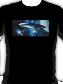 Enterprise A Art Tee T-Shirt