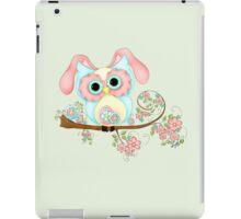 Little Miss Easter Hooty iPad Case/Skin