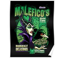 Malefico's - Wicked Flavor In Each Bite! Poster
