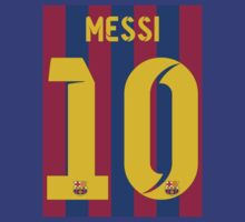 Leo Messi by refreshdesign