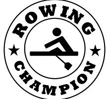 Rowing Champion by kwg2200