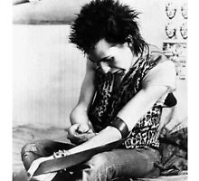 Sid Vicious - Injecting by Slave UK