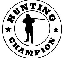 Hunting Champion by kwg2200