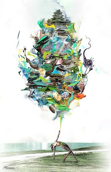 Aqualegia by Archan Nair