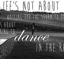 Dance in the Rain by beautifulsouls