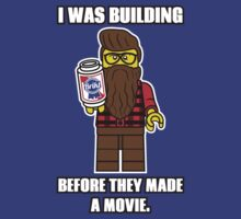 Hipster Builder by Matthew  Wilhelm