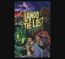 Lando The Lost by Jason Wright
