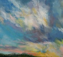 Sunset by Michael Creese