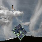 Find Your Own Path - Cloud Jumping by Wayne King