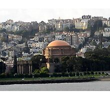 PALACE OF FINE ARTS SAN FRANCISCO, CALIFORNIA Photographic Print