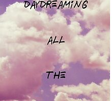 Daydreaming Paramore phone case by lucy182