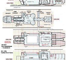 Firefly Serenity Tankerton Class by Radwulf