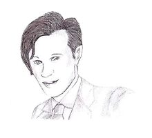 Matt Smith by SmolemanWhovian
