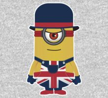 Union Jack Minion by kridel