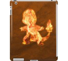 Charmander Silhouette iPad Case/Skin