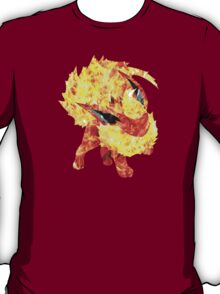 Flareon Silhouette T-Shirt