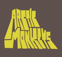 "Arctic Monkeys ""Favoruite worst nightmare"" by PetSoundsLtd"