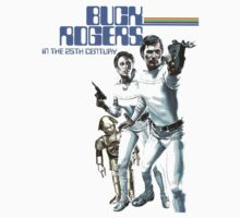 Buck rogers in the 25th century by ottoparts