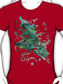 Eleven Percent  - Watercolor Painting T-Shirt