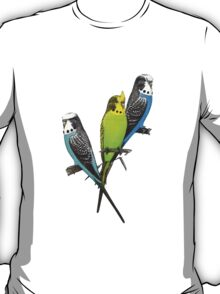 Thee Parakeets T-Shirt