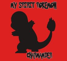 "My Spirit Pokemon ""Charmander"" by MostDopeStanley"