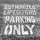Parking Space © by Ethna Gillespie