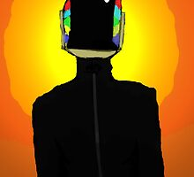 Daft Punk-Lucky Discovery by Zadey