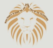We are the Lions by Katherine Shepherdson