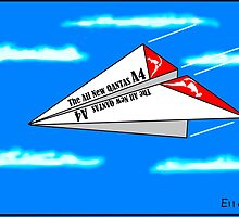 The All New Qantas A4 by Noel Elliot