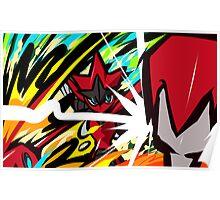 Mega Scizor | Bug Bite Poster