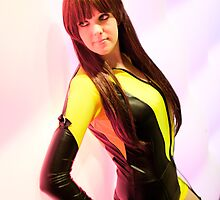 Duchess Sakura Cosplay - Silk Spectre  by sakuracosplay