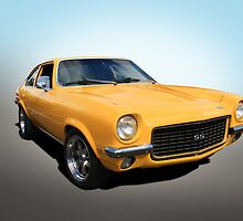 Chevy Vega by Keith Hawley