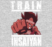 VEGETA Train Insaiyan: gravity chamber by KingKoko