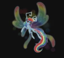 My Little Pony Rainbow Dash Breezie by Julia Sprenz
