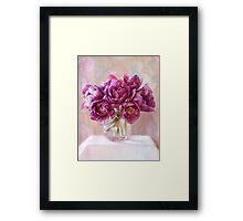 Perfect Love Framed Print