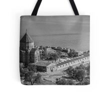 Akdamar Island Tote Bag